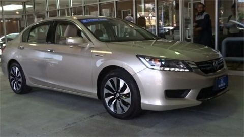Certified Used Honda Accord Hybrid