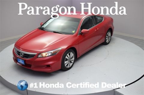 Pre Owned 2012 Honda Accord LX S