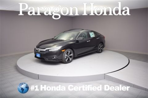 Certified Pre-Owned 2017 Honda Civic Touring