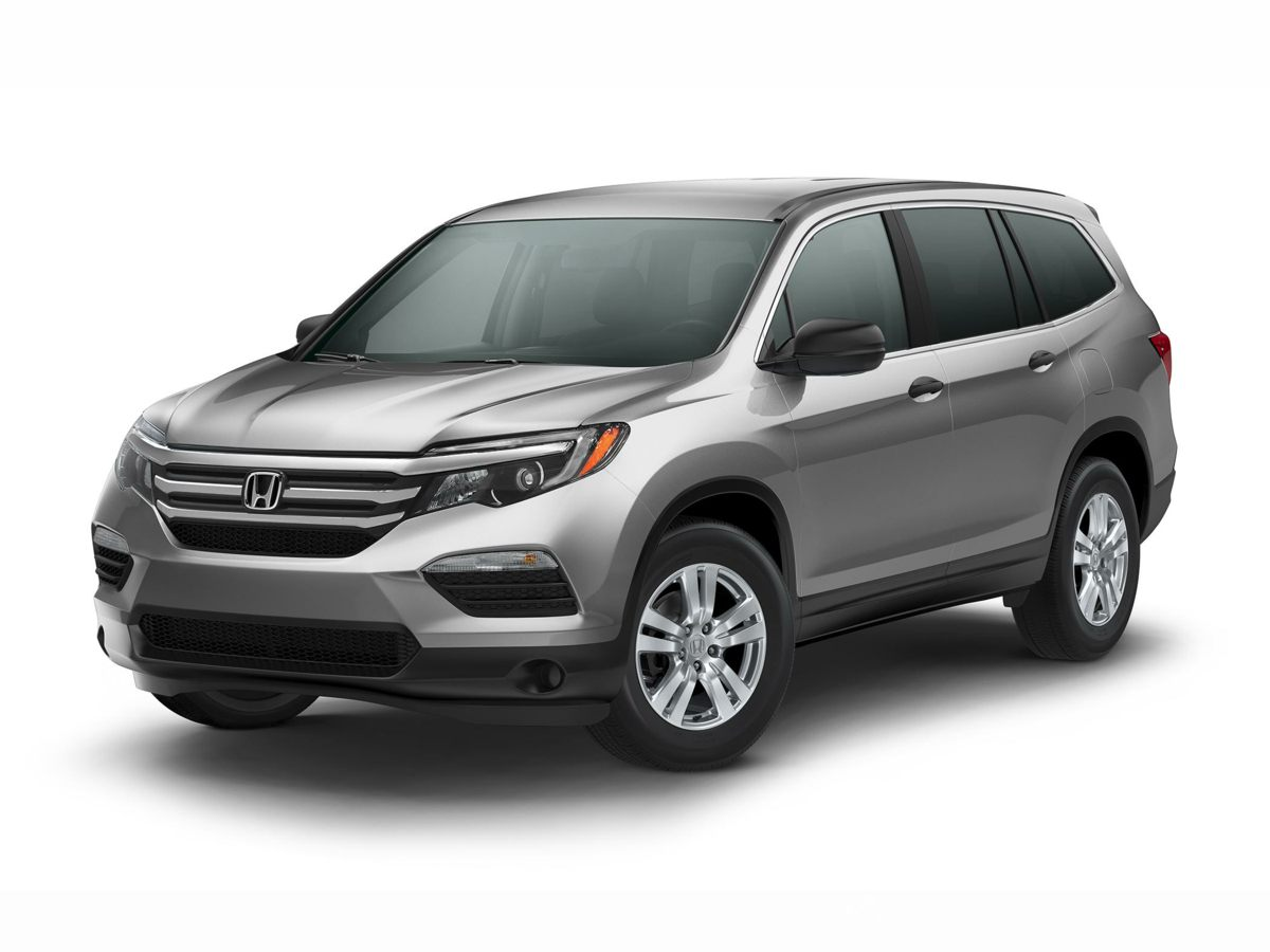 Certified Pre Owned 2016 Honda Pilot Lx 4d Sport Utility In Woodside