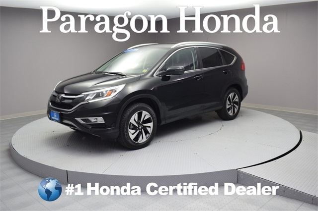 Great Certified Pre Owned 2015 Honda CR V Touring