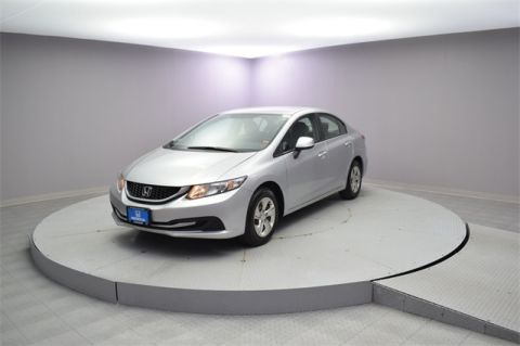 Certified Pre-Owned 2013 Honda Civic LX