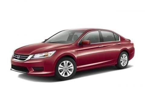 Certified Pre-Owned 2015 Honda Accord LX