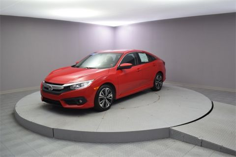 New 2017 Honda Civic EX-T