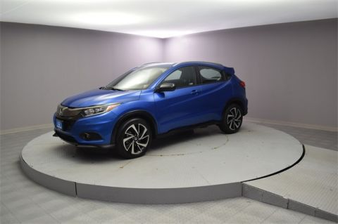Certified Pre-Owned 2019 Honda HR-V Sport