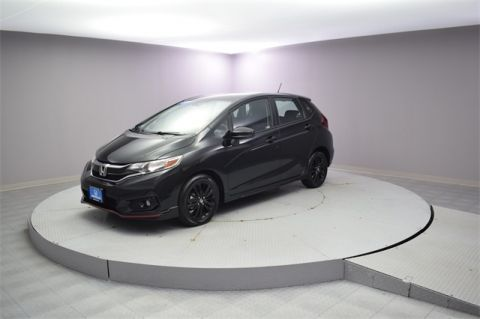 Certified Pre-Owned 2019 Honda Fit Sport
